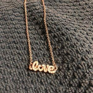 EUC sterling silver Pandora necklace
